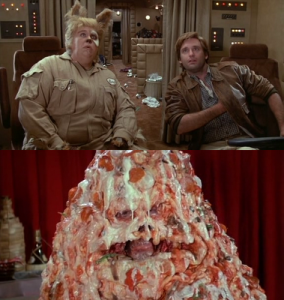 Pizza The Hut Spaceballs