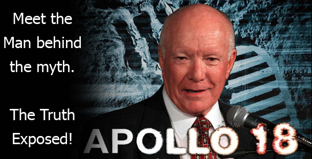 Apollo 18 flight director conspiracy